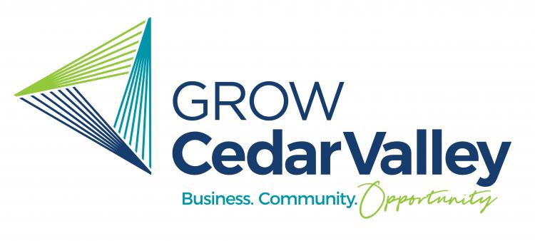 Greater Cedar Valley Alliance and Chamber logo
